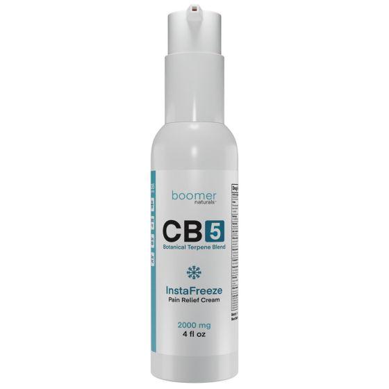 Boomer Naturals™ CB5 InstaFreeze Pain Rub