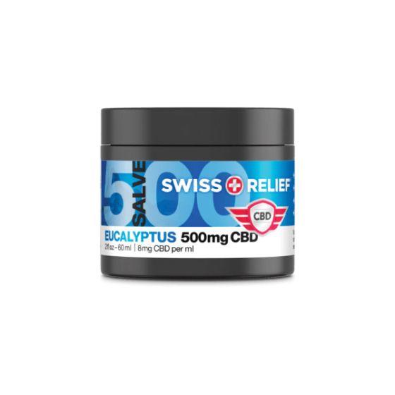 Swiss Relief™ CBD Extra Strength Salve