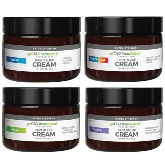 CBD TheraReleaf™ Pain Relief Cream