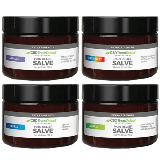 CBD TheraReleaf™ Pain Relief Salve