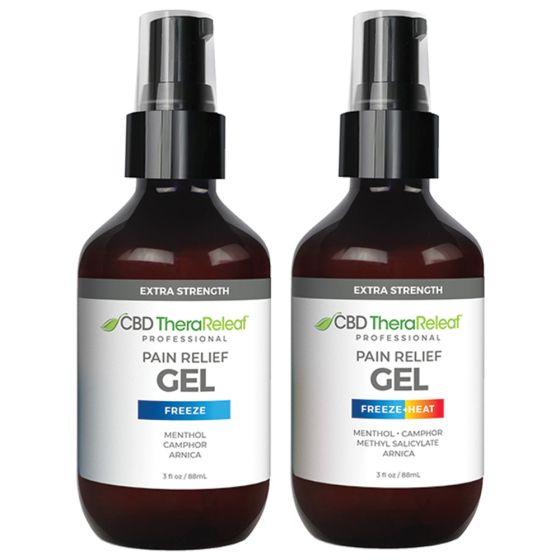 CBD TheraReleaf™ Pain Relief Gel