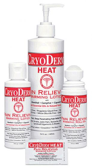 Cryoderm Heat Pain Relieving family image