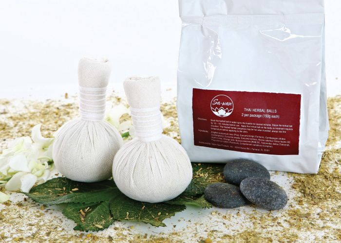 Sa-Wan Herbal Ball (2 Pack)