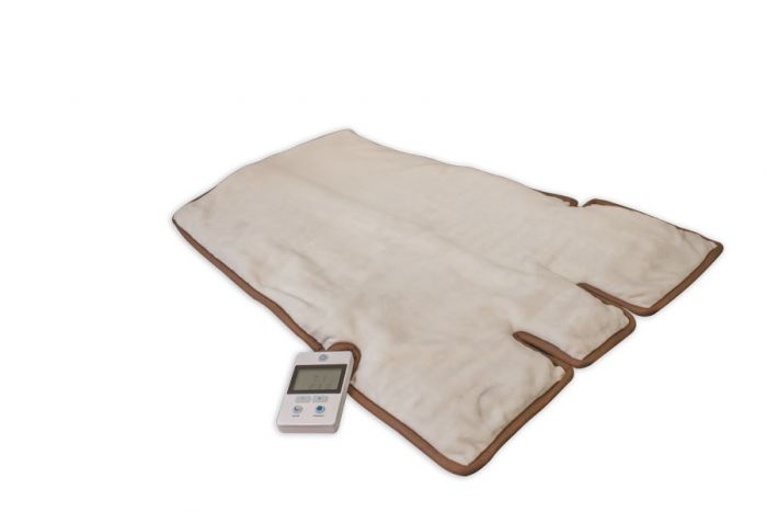 Digital Full Back Warmer- Heavy Version - Extra Large Moist Heat Heating Pad