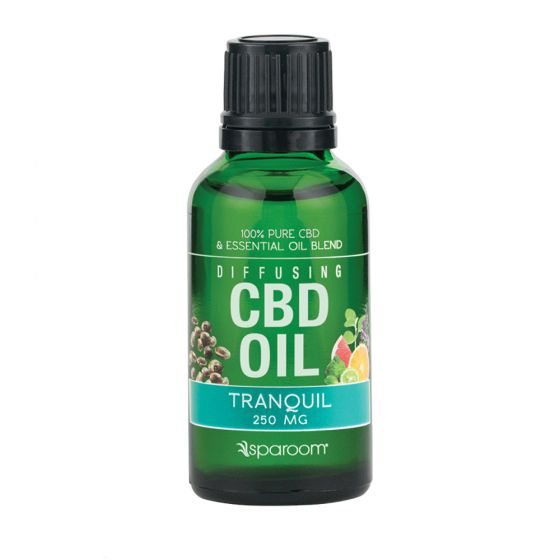 sparoom® Essential Oil Blend with CBD