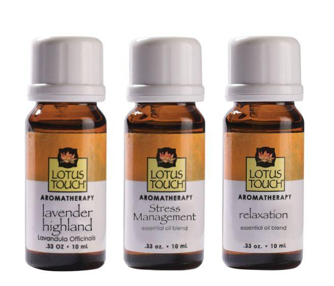 Lotus Touch® Stress Away Trio