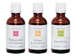 BIOTONE® Spa Customizing Complexes