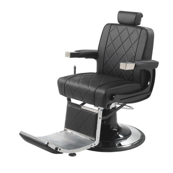 Belvedere® Rocky Barber Chair