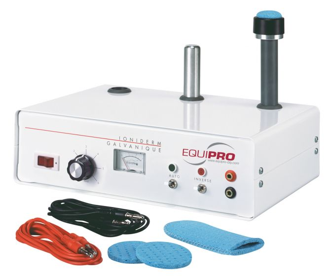 Equipro Ioniderm Galvanic Facial Treatment Machines