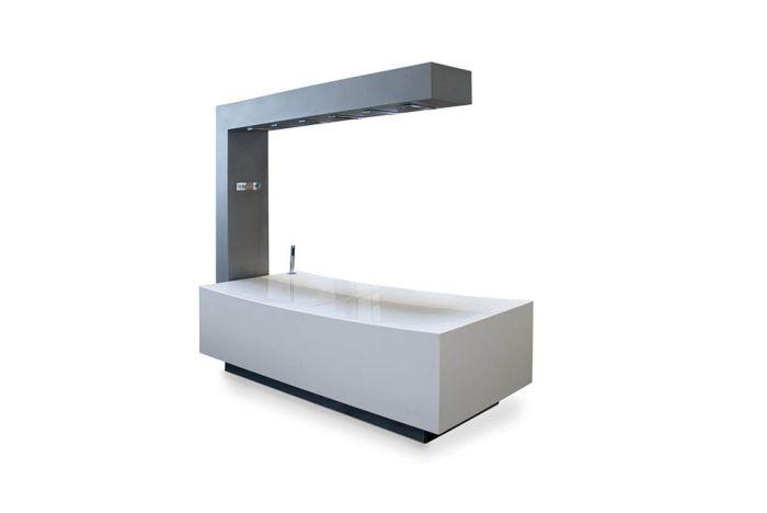 Gharieni Libra with Horizontal Shower