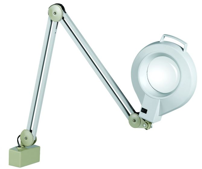 B&S Magnifying Lamp