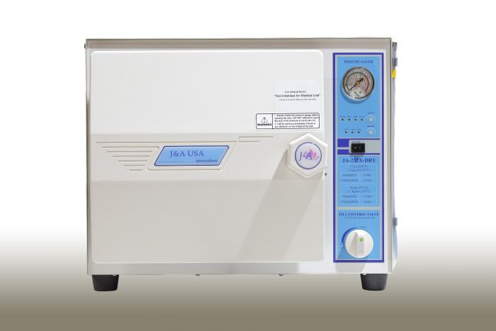J&A Fully Automatic Autoclave with Drying Option