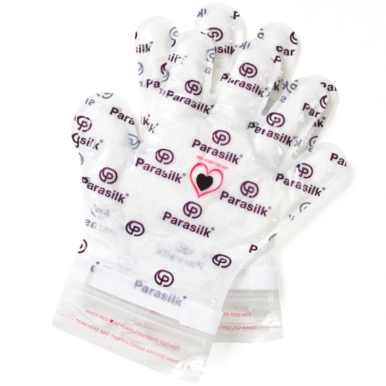 gLOVE Treat® Gloves with Parasilk® Paraffin Wax Treatment for Hands - Backbar 10/pairs