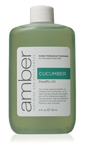 Amber Paraffin Oil 4 Oz.