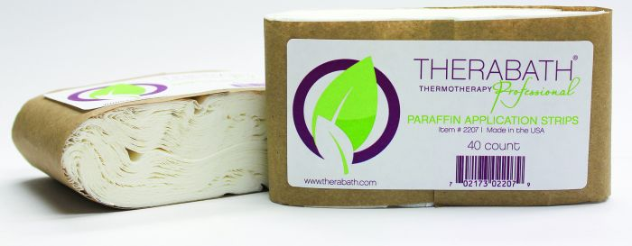 Therabath® Paraffin Application Strips