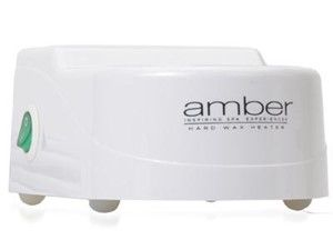 Amber Hard Wax Heater