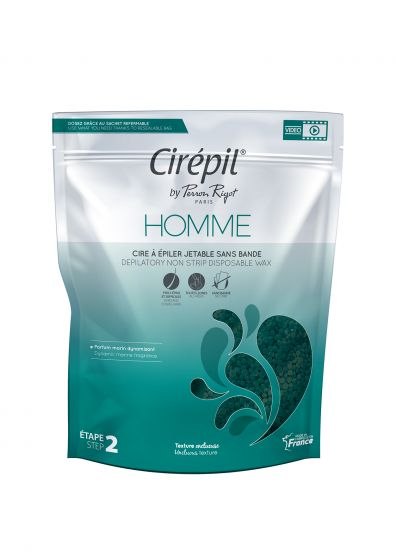 Cirepil® Homme (Non-Strip Hard Wax) For Men
