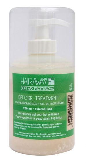 Resiné By HAIRAWAY® Before Treatment 8.5 oz.