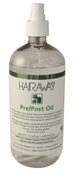 Resiné By HAIRAWAY® Pre-Post Oil After Treatment 16 oz.