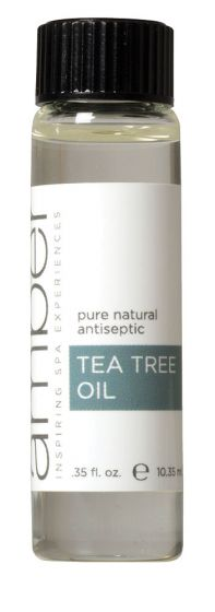 Amber Tea Tree Oil 0.35 oz.