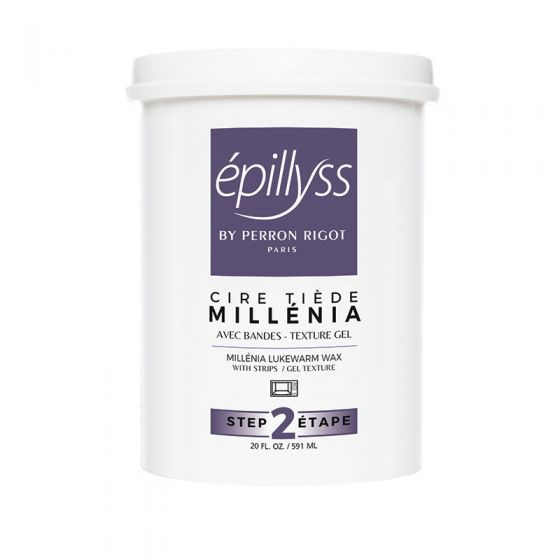 Épillyss Millenia Lukewarm Depilatory Gel 24 oz.