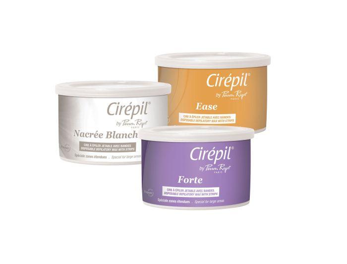 Cirépil® Classic Strip Wax Collection 14 Oz Tin