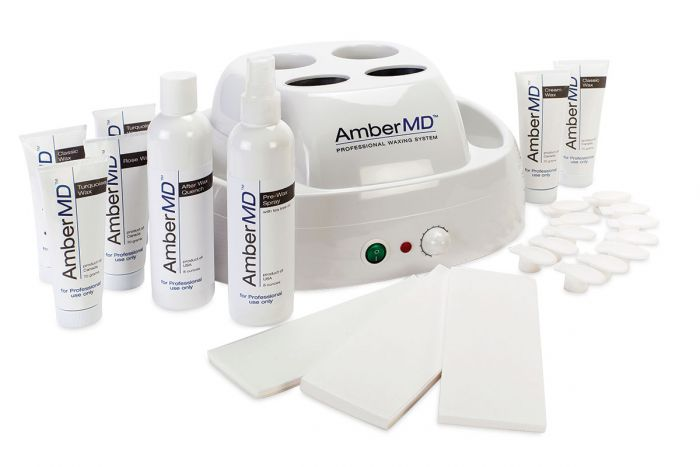 Amber MD Waxing System Kit