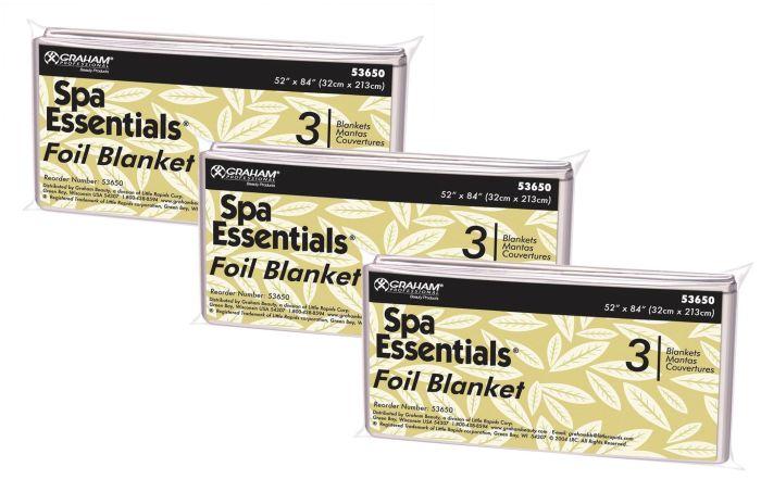 Thermal Mylar Foil Sheet, 9 Sheets