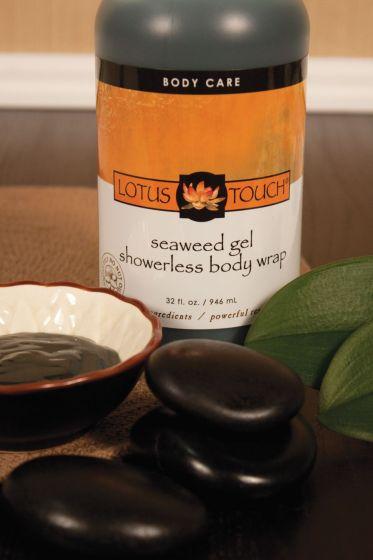 Lotus Touch Seaweed Gel Wrap