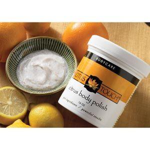 Lotus Touch Citrus Body Polish