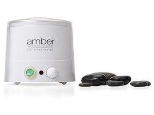 Amber Mini Stone Heater