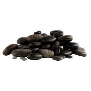 Deluxe Massage Hot Stones Set Of 50