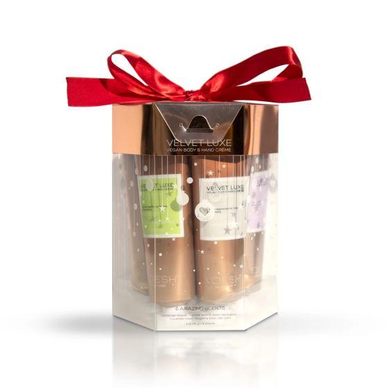 VOESH® Velvet Luxe 6 Piece Holiday Kit