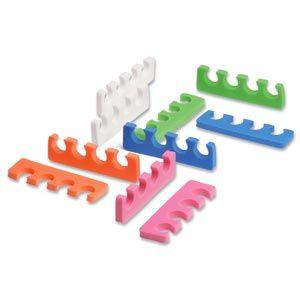 Toe Separators- 12 Pack, Colors Vary