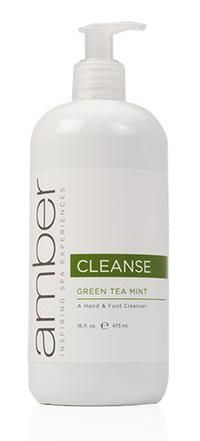 Amber Cleanse Green Tea Mint