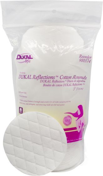 DUKAL™ Spa Reflections™ Cotton Rounds 3
