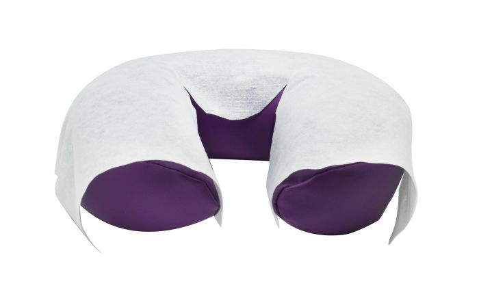 DUKAL™ Spa Flat Disposable Headrest Paper 100 Pack
