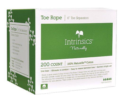 Intrinsics Toe Rope Separators- 200 Count