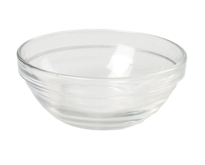 Amber Glass Bowl 3 oz.