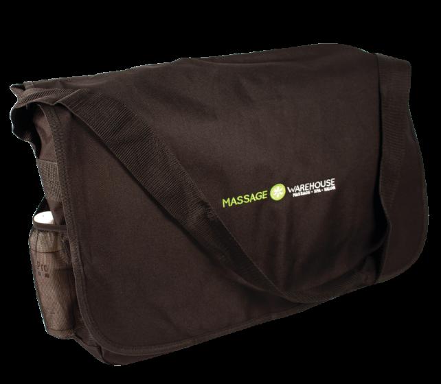 Massage Warehouse Messenger Bag