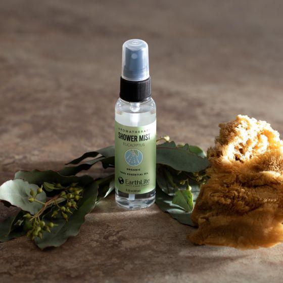 Holistic Alchemy™ Aromatherapy Shower Mist - Eucalyptus