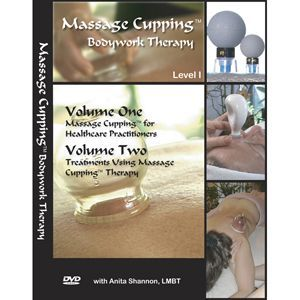 Massage Cupping Therapy Bodywork Vol. I&Ii Dvd