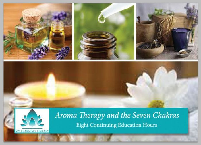 Aromatherapy And The Seven Chakras 8 Ce's