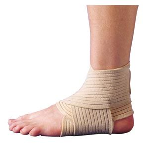 Scrip Elastic Ankle Wrap Large/X-Large 9.5