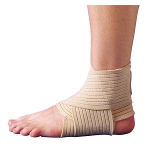Scrip Elastic Ankle Wrap Small/Medium 6