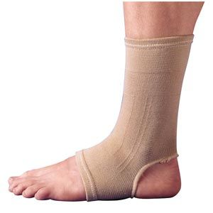Scrip Elastic Ankle Support Large