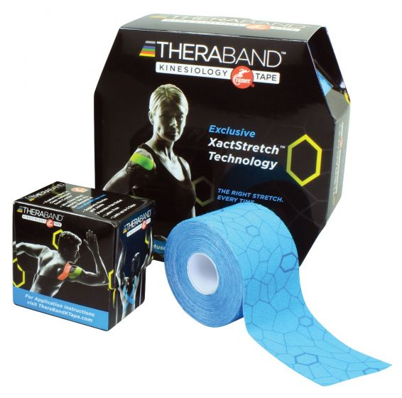TheraBand® Kinesiology Tape Standard Roll, 2