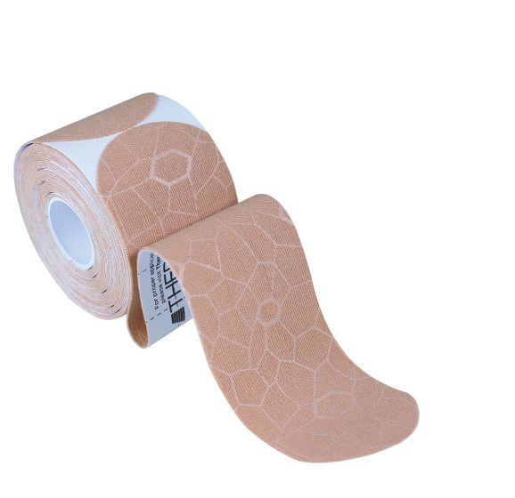 TheraBand® Kinesiology Tape Pre-Cut Roll Buy 10 Get 2 Free, 2