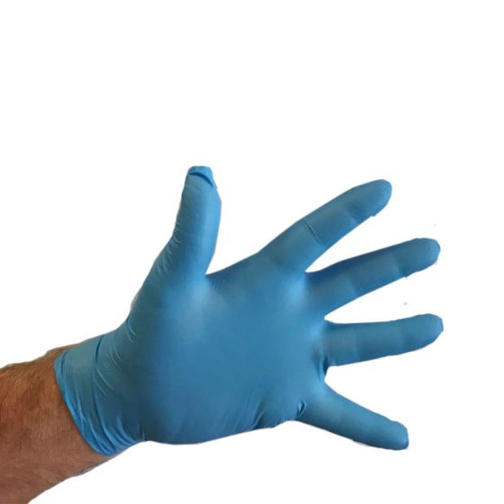 Max Source Nitrile Gloves 100/box