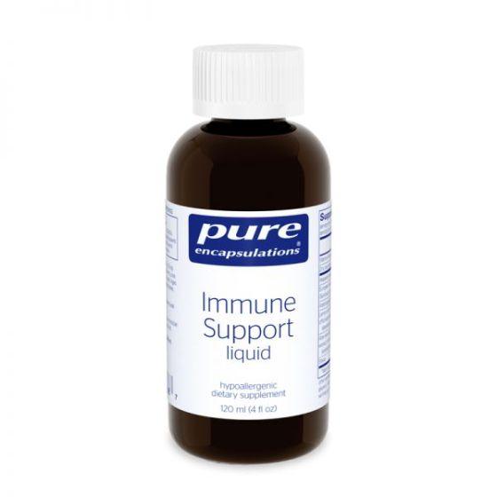 Pure Encapsulations® Immune Support Liquid 120ml